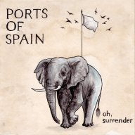 Ports of Spain - Oh, Surrender EP (2014)