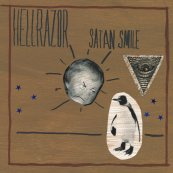 Hellrazor - Satan Smile LP (2016)
