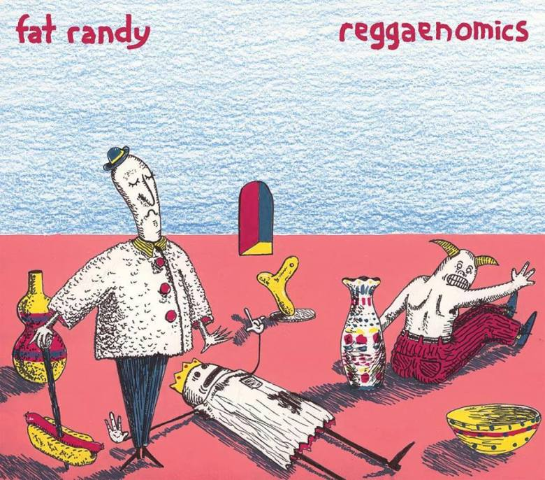 Fat Randy - Reggaenomics (2017)