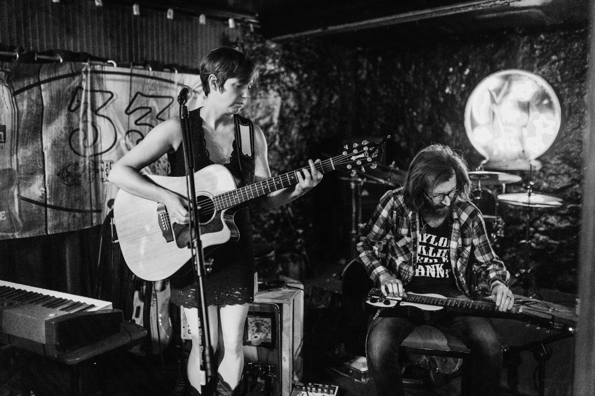 "Hear This: Daphne Lee Martin & Jonah Tolchin Cover Chris Isaak's ""Wicked Game"""