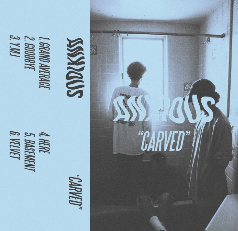 Anxious - Carved (2017)