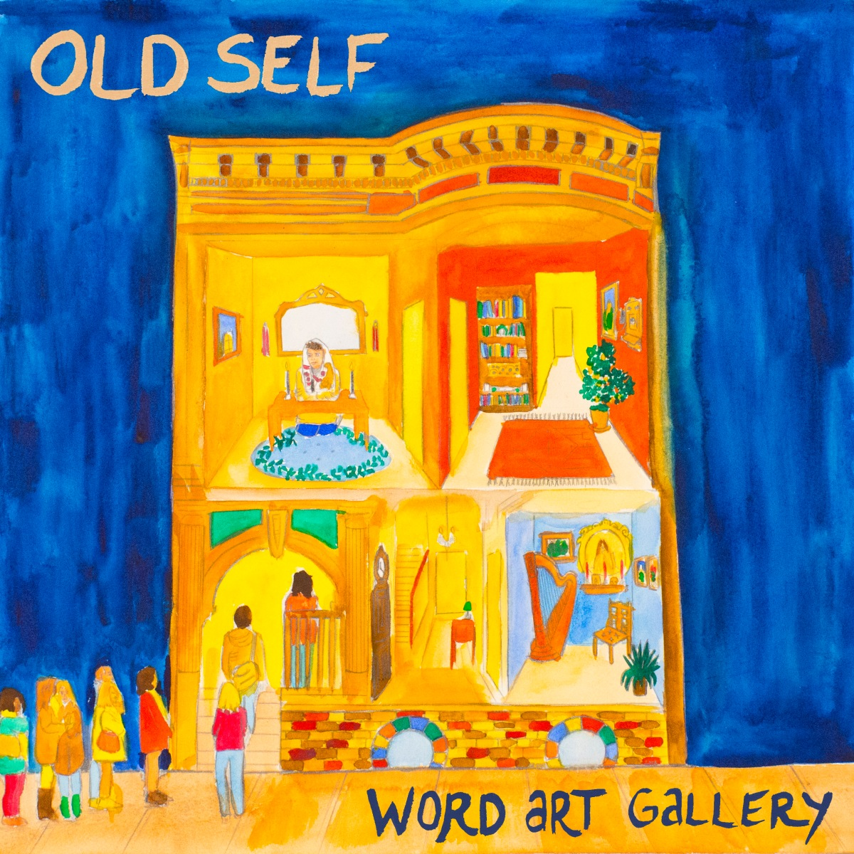 Old Self Shares New Album Word Art Gallery: Stream