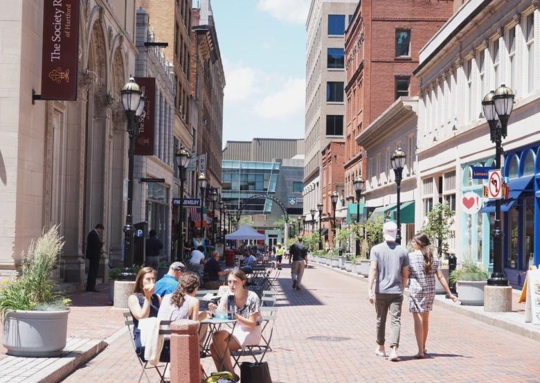 Pratt Street Hartford