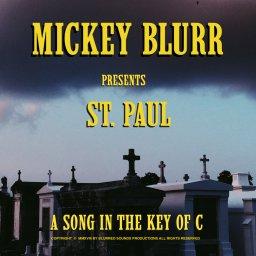 Mickey Blurr - St. Paul (2018)