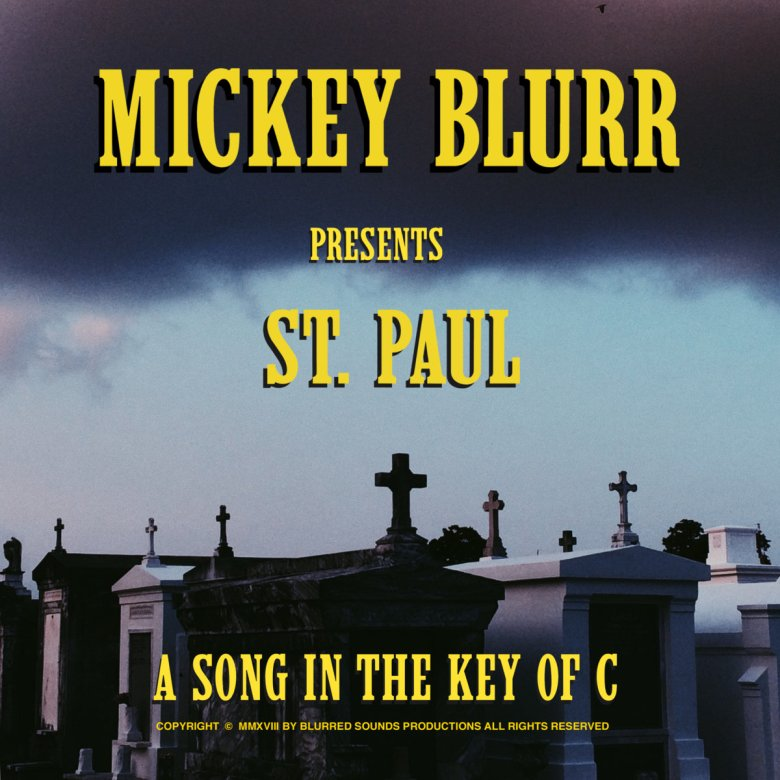 Mickey Blurr - St. Paul (2018)