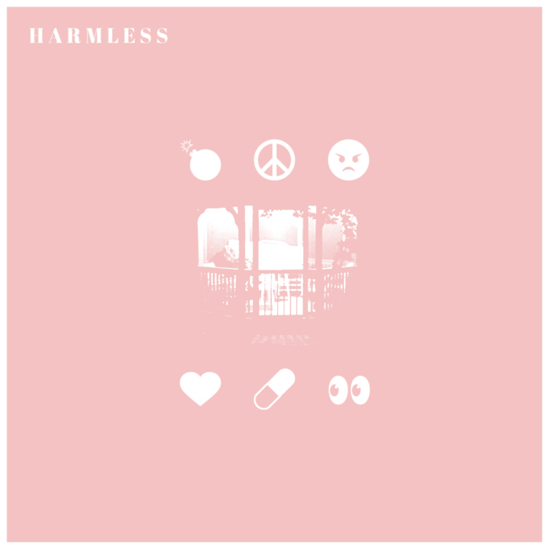 Harmless - Self-Titled (2018)