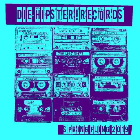 Die Hipster Records - Spring Fling 2019 Compilation