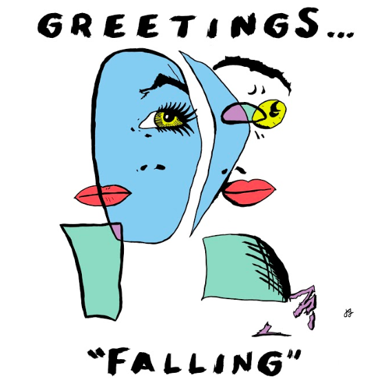 Greetings - Falling (2019)