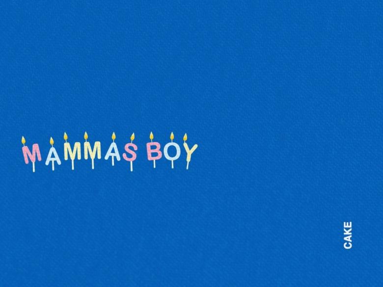 Mama's Boy - Cake EP (2019)